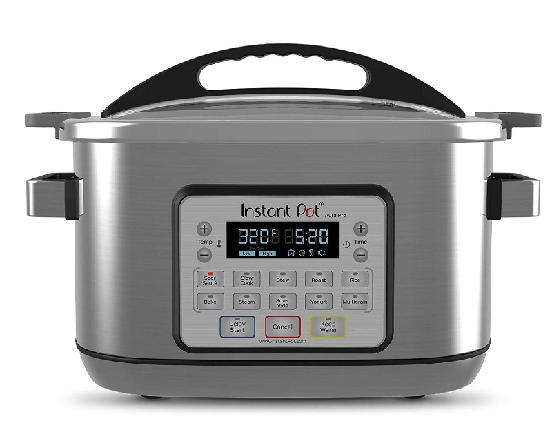 instant pot sous vide review