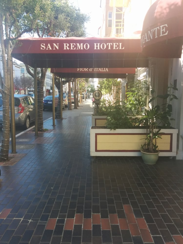 san remo hotel san francisco reviews