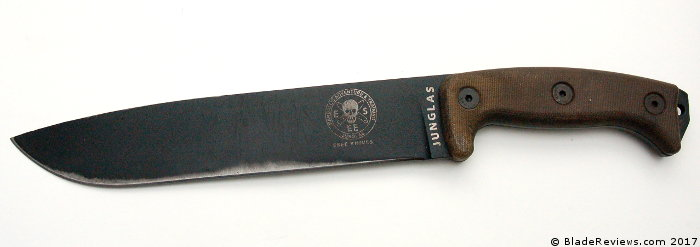 heritage the rock knife review