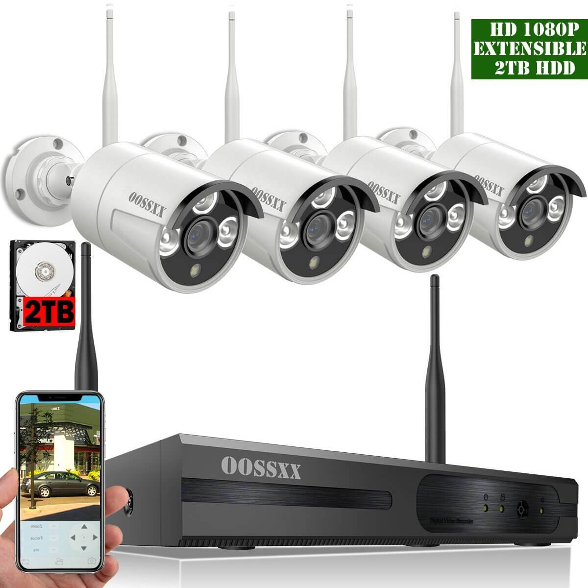 best outdoor home security camera system reviews