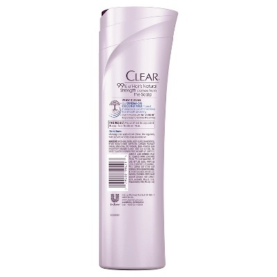 clear shampoo and conditioner reviews