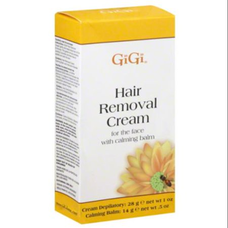 gigi hair removal strips for the face reviews