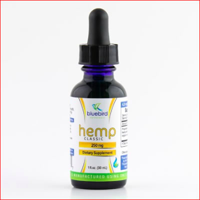 bluebird botanicals hemp oil review