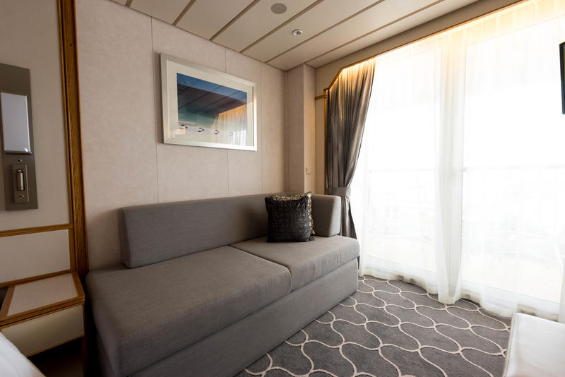 empress of the seas junior suite review