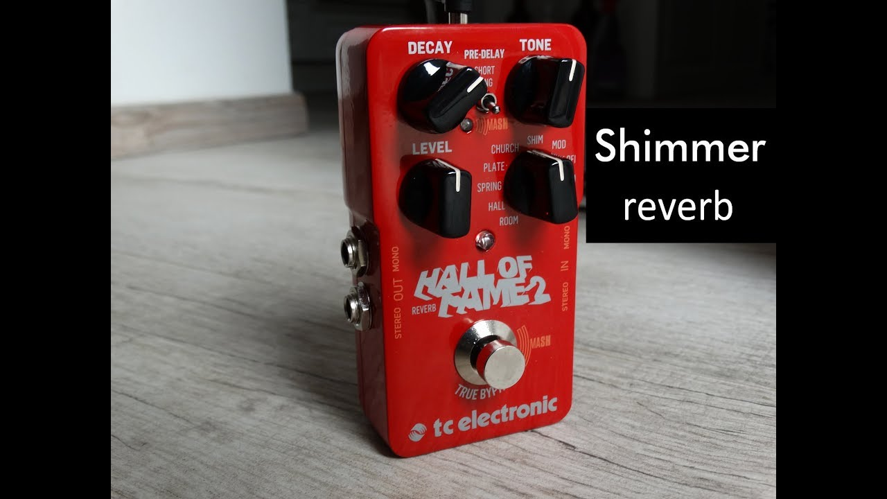 hall of fame 2 reverb review