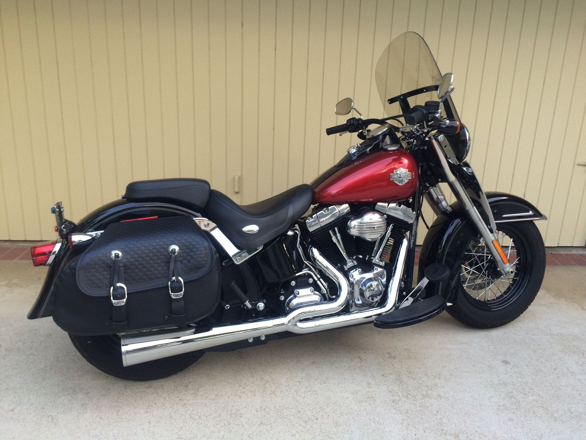 harley solo spring saddle review