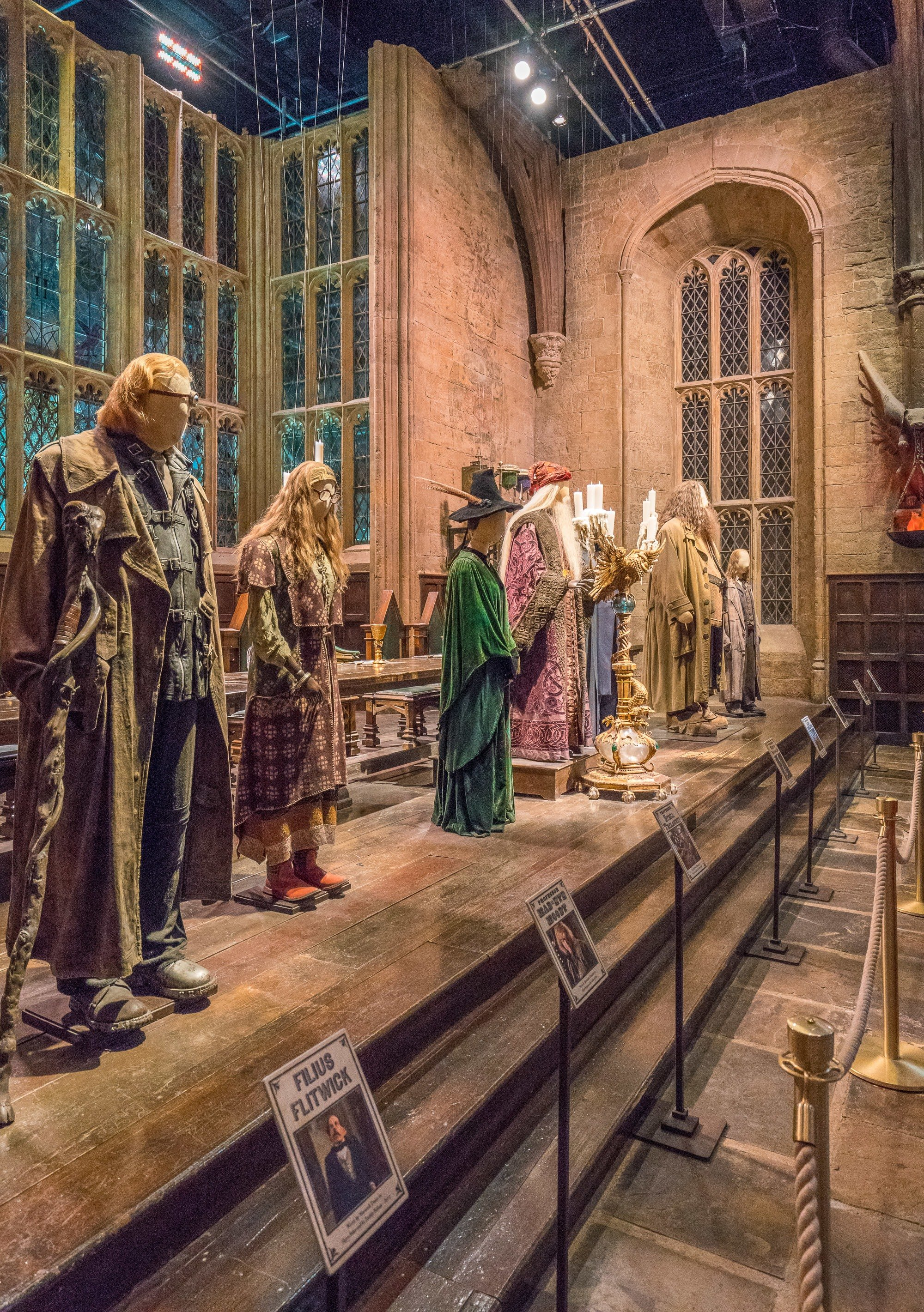 warner bros studio tour london review