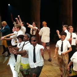 book of mormon reviews new yorker