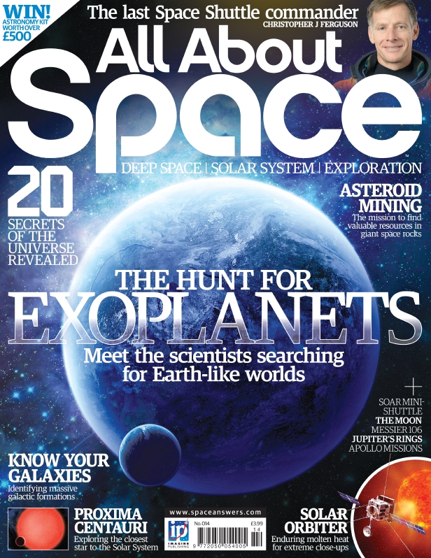 all about space magazine review