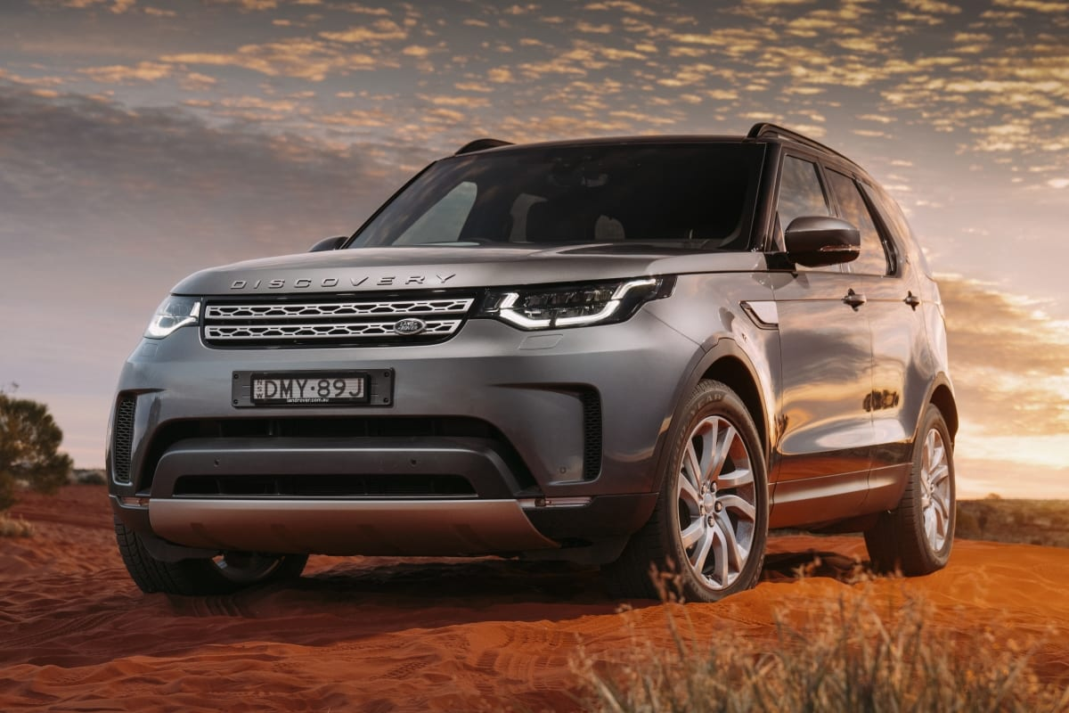 2017 land rover discovery se review