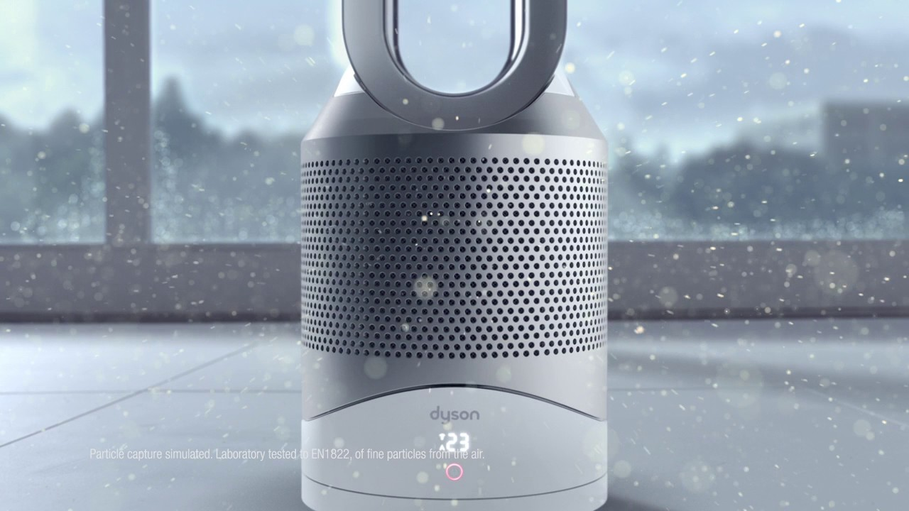 dyson hot and cold purifier review