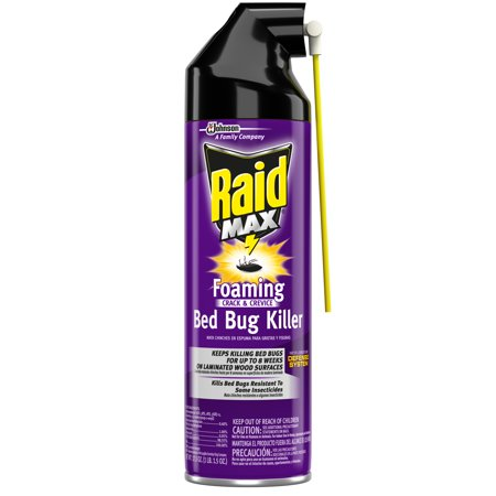raid bed bug killer reviews