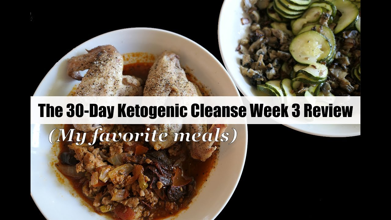 30 day keto cleanse reviews