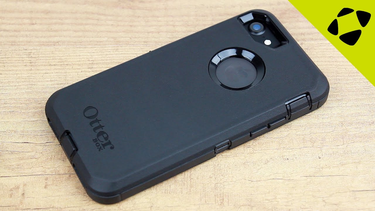 otterbox defender iphone 7 review
