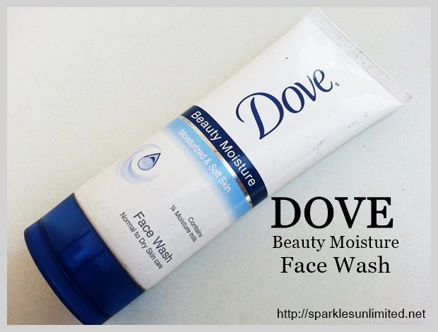 dove face wash review for oily skin