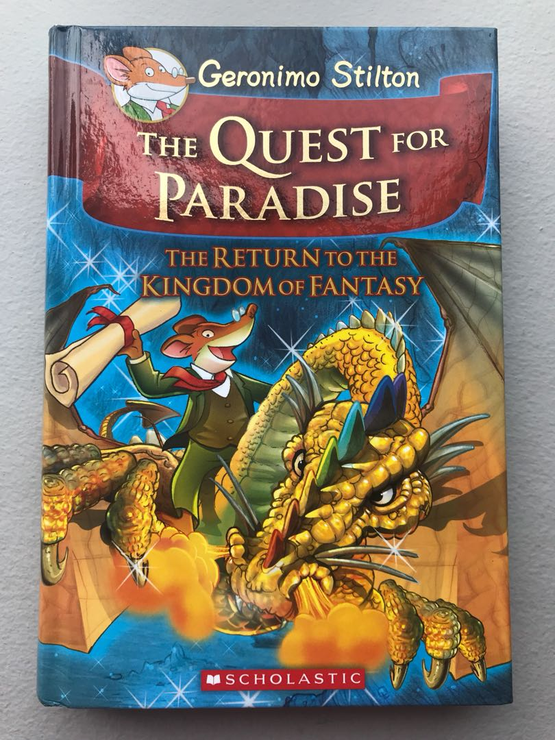 book review of the quest for paradise