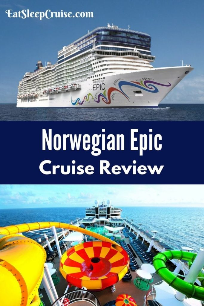 norwegian epic cruise ship reviews