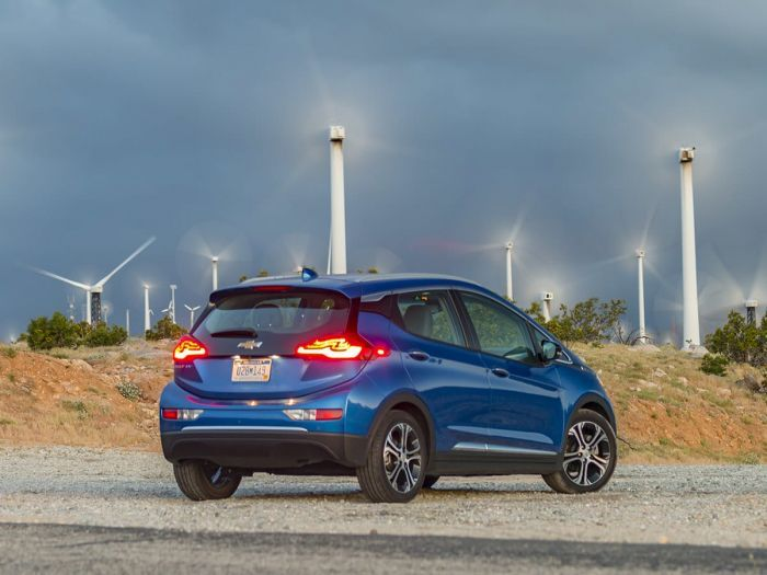 chevy bolt reviews by owners