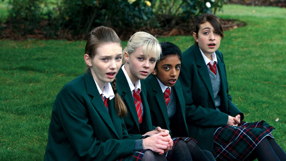 angus thongs and perfect snogging review