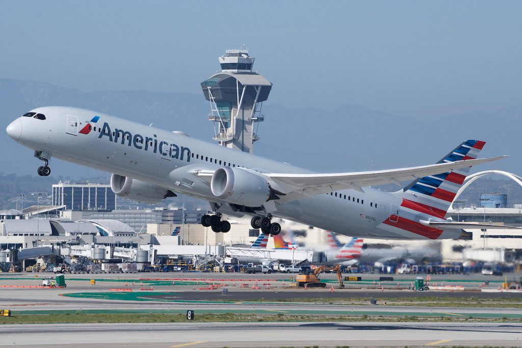 american airlines reviews long haul