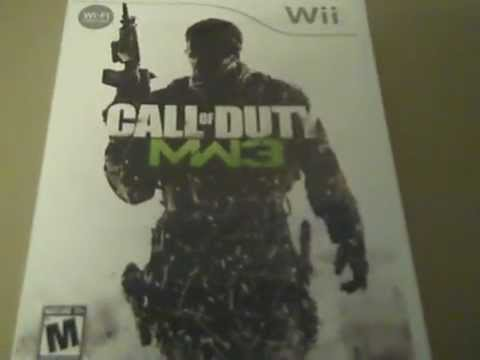 call of duty 3 wii review