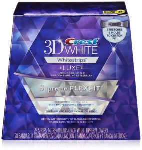 3d crest white strips luxe supreme flexfit review