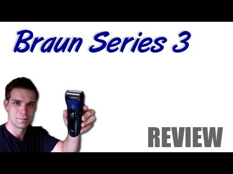 braun series 3 300s review