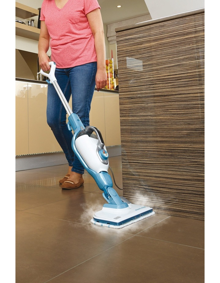 black and decker 15 in 1 steam mop review