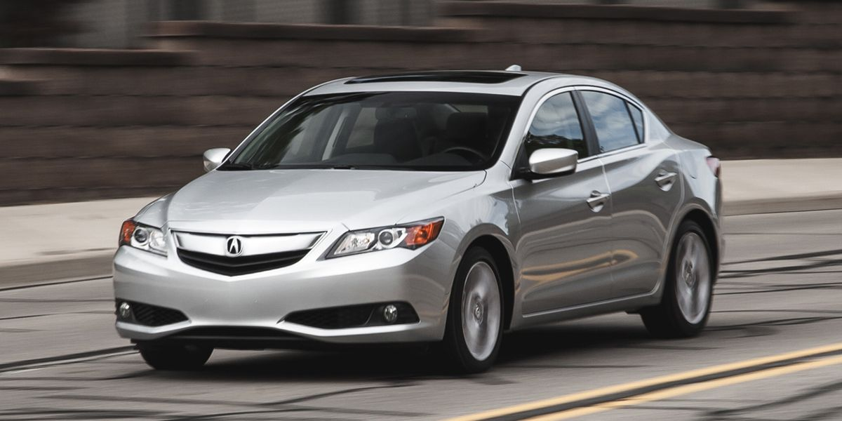 2015 acura ilx review edmunds