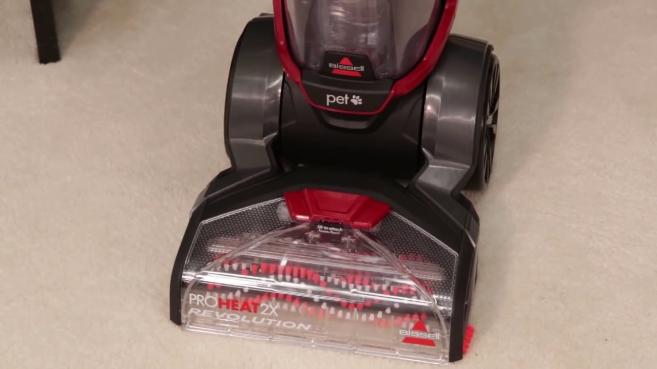 bissell proheat 2x review problems