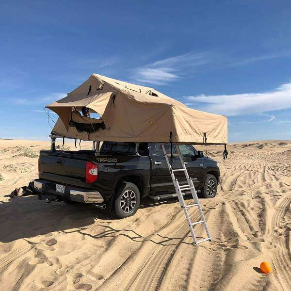 smittybilt roof top tent review