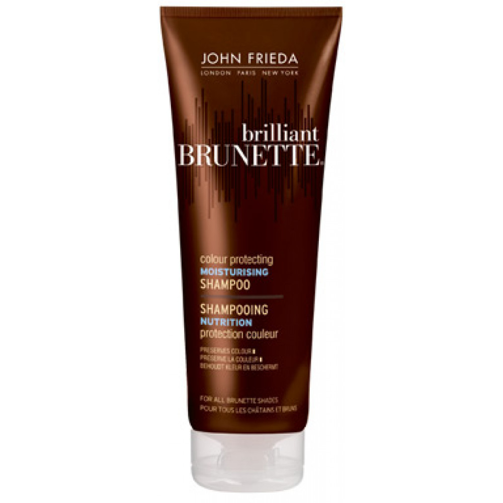 john frieda brunette shampoo review