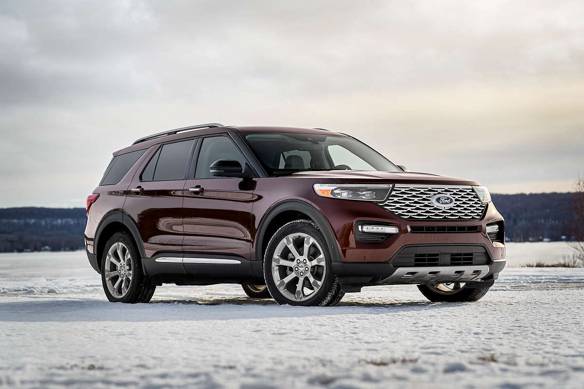 ford explorer off road review