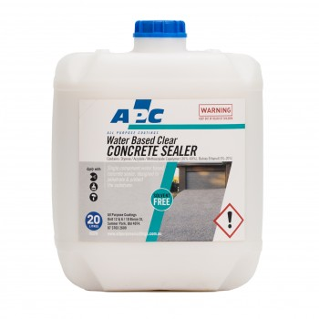 water based concrete sealer reviews