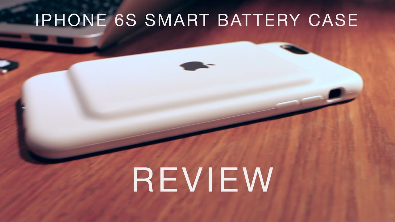 apple iphone battery case review