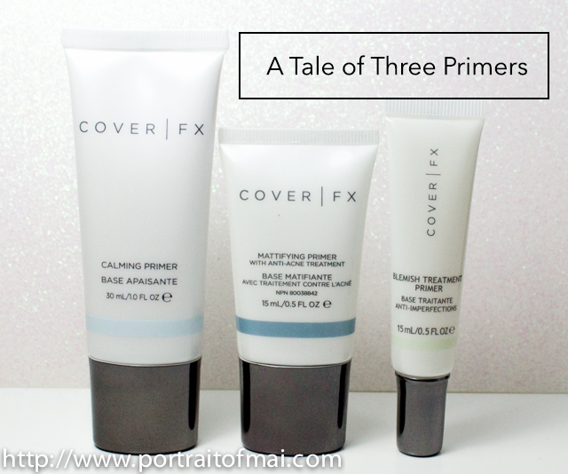 cover fx mattifying primer review