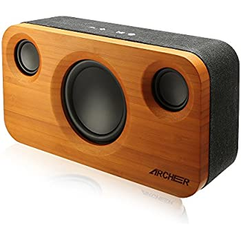archeer 25w bluetooth speaker review