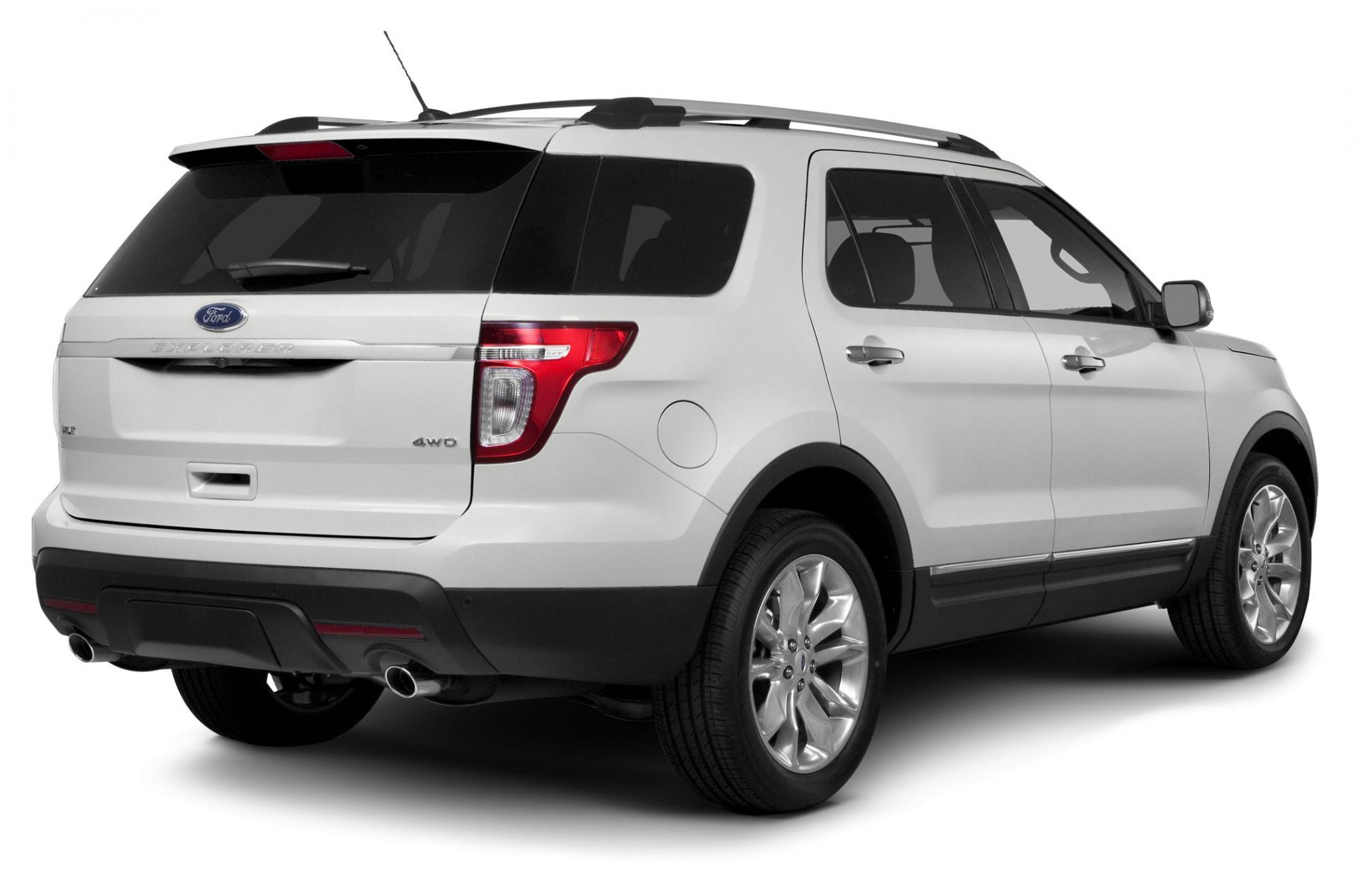 2015 ford explorer limited review