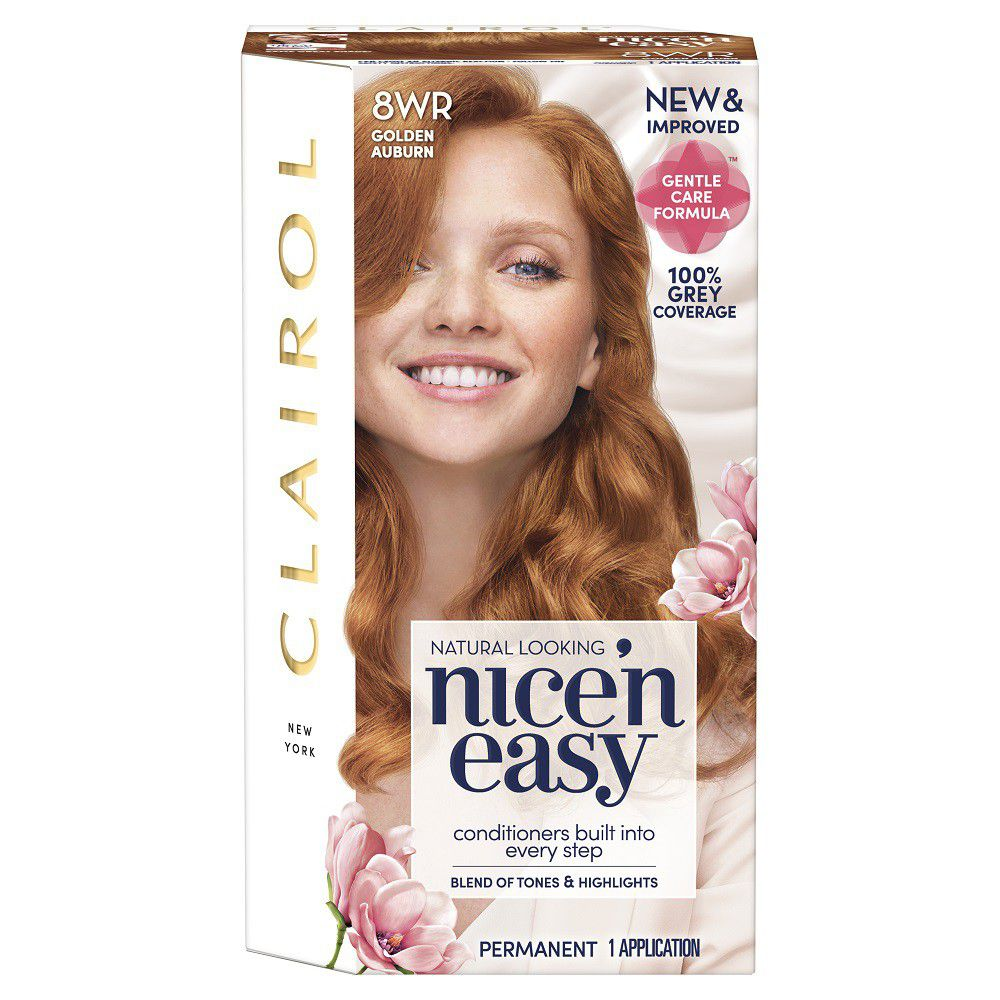 nice and easy hair color reviews