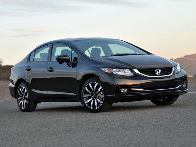 2014 honda civic sedan review