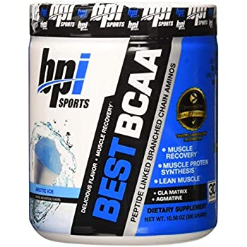 best bcaa arctic ice review