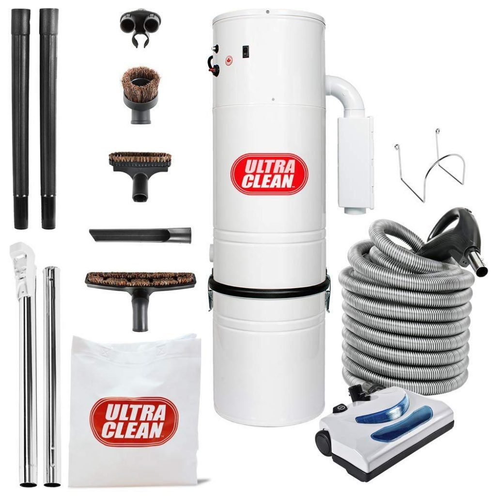 the best central vacuum system reviews