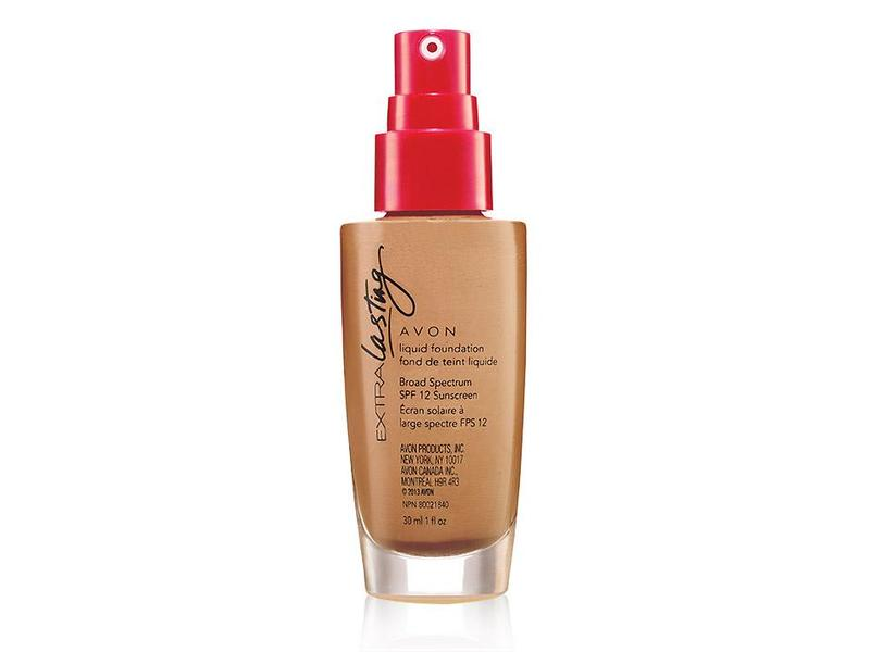 avon extra lasting liquid foundation review