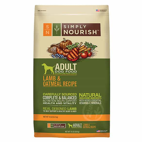go natural dog food review