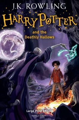 harry potter and the deathly hallows book review for kids