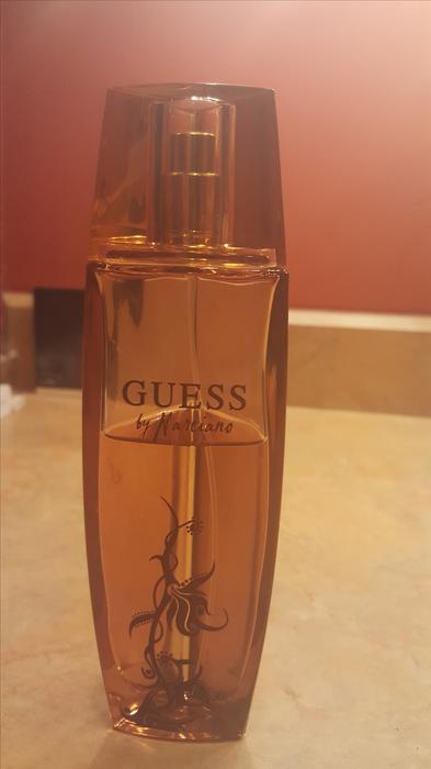 guess by marciano perfume review
