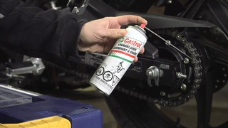 castrol grand prix motorcycle oil review