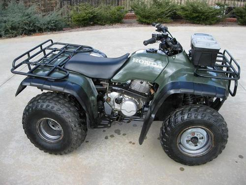 1995 honda fourtrax 300 reviews