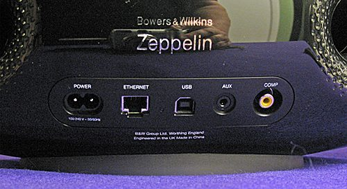 bowers and wilkins zeppelin air review