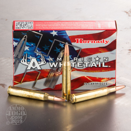 hornady american whitetail 25 06 review